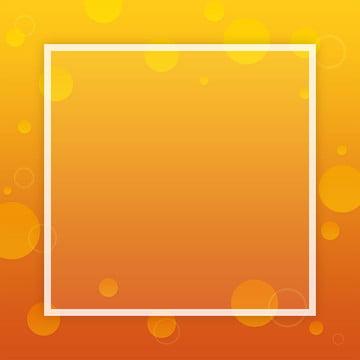 シンプルで明るい幾何学的なオレンジオレンジグラデーション顕微鏡の背景 , 単純な, 漫画, こども 背景画像
