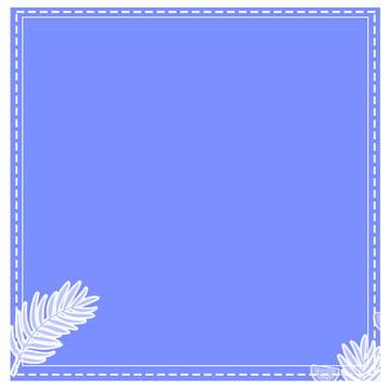 シンプルで新鮮な青い文学植物広告の背景 , 広告の背景, 美しい, 単純な 背景画像