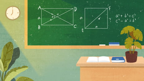 Tài liệu nền ngày của giáo viên đơn giản Bục Giảng Bảng Hình Nền