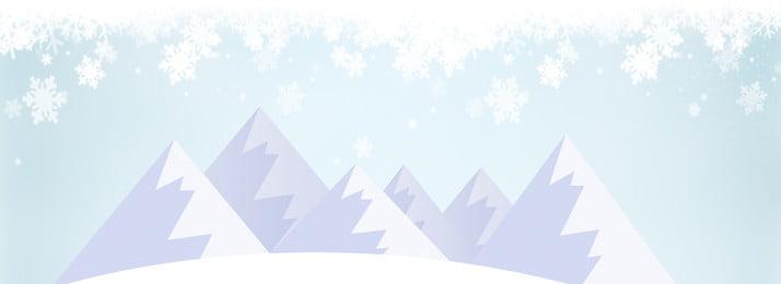 snowy salji musim sejuk, Snowy, Salji, Snowflake imej latar belakang
