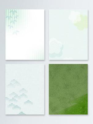 봄 이른 그린과 바람 자연 식물 포스터 배경 , 봄, 이른 봄, 녹색 배경 이미지