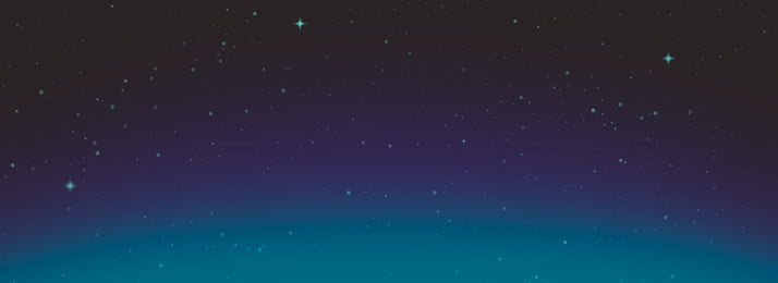 starry blue universe space galaxy simple banner, Starry Sky, Universe, Space Background image