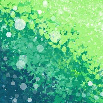 Summer Creative Watercolor Gradient Background Source File, Leaves, Romantic, Beautiful, Background image