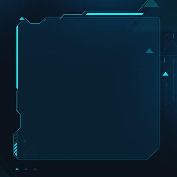 tech garis segi tiga latar belakang biru , Akal Teknologi, Talian, Segi Tiga imej latar belakang