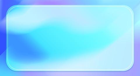 Công nghệ cảm giác tưởng tượng h5 poster nền banner Độ dốc Màu xanh Độ Xanh Gái Hình Nền