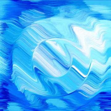 技術センスポスター波ブラシストロークの背景 , 技術的な意味, バックグラウンド, ブルー 背景画像