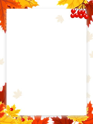 Hai mươi bốn nút thắt mùa thu và nền poster sáng tạo đơn giản 24 Thuật Ngữ Hình Nền