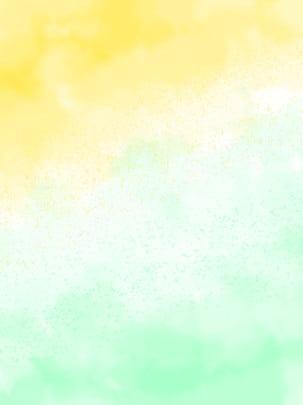 수채화 녹색 꿈결 같은 미니멀 한 배경 , 수채화 물감, 꿈, 패션 배경 이미지