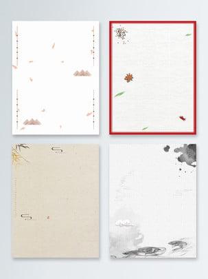 冬の食べ物ポスター中華風の背景素材 , 新春, 単純な, 中華風 背景画像