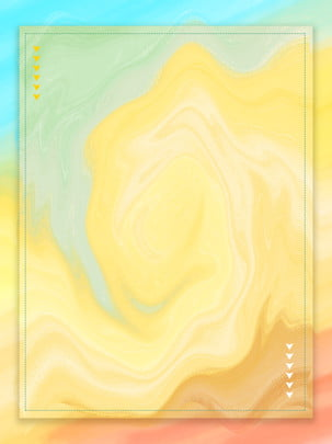 yellow gradient abstract mountain peaks universe background poster , Yellow, Gradient, Abstract Background image