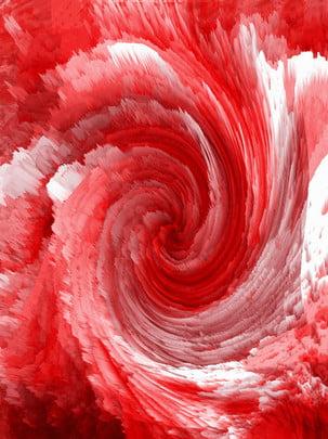 3d抽象漩渦大紅色背景 , 3d, 3d抽象, 紅色 背景圖片