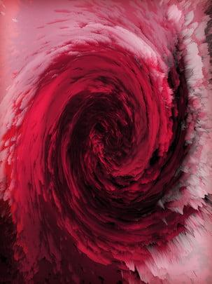 3d漩渦抽象紅色背景 , 廣告背景, 漸變, 紅色 背景圖片