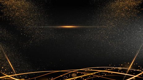 Advanced gold foil horizontal line advertising comparison, Advertising Background, Advanced, Gold Background image