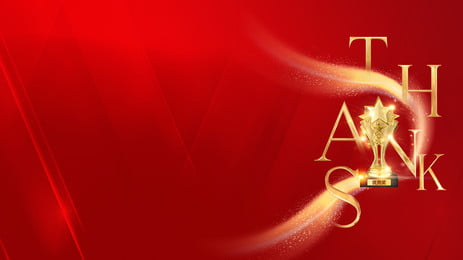 Atmospheric Red Letter Company Annual Meeting Awards Ceremony Background Material, Party Poster, Annual Meeting Background, Atmospheric Red, Background image