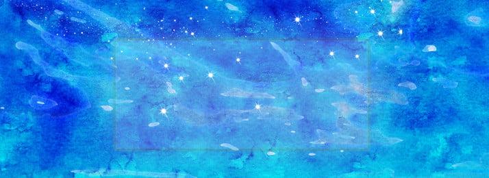 Beautiful Blue Minimalist Ink Watercolor Chinese Style Background Background,blue, Beautiful Blue Minimalist Ink Watercolor Chinese Style Background, Background, Blue, Background image