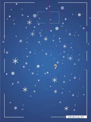 Giáng sinh tuyết nền xanh 唯美 Hoạt động Hình Nền
