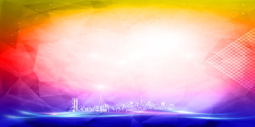 beautiful color annual meeting background, Beautiful, Colorful Background, Annual Meeting Background Background image