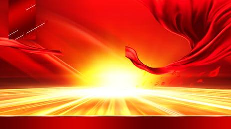 Đẹp quảng cáo streamer đỏ cao cấp nền Nền Quảng Cáo Hình Nền