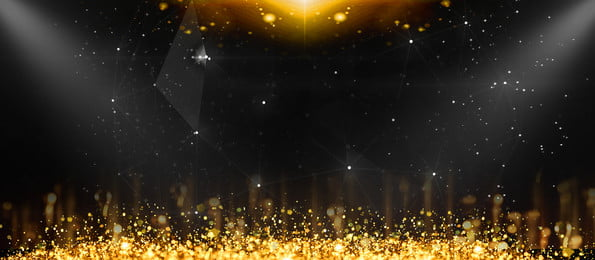 black gold dot corporate annual meeting background, Black, Gold Point, Annual Meeting Of The Company Background image