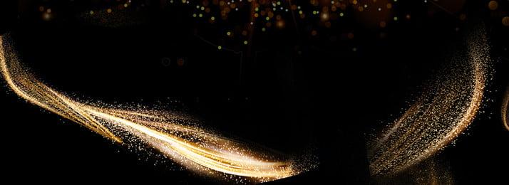 काला सोना प्रकाश प्रभाव पृष्ठभूमि सामग्री, काला सोना, प्रकाश प्रभाव, बैनर की पृष्ठभूमि पृष्ठभूमि छवि