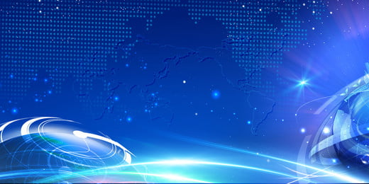 Blue Business Technology Background Picture Background,technology Background,banner,geometric Pattern, Background, Future, Technology, Background image