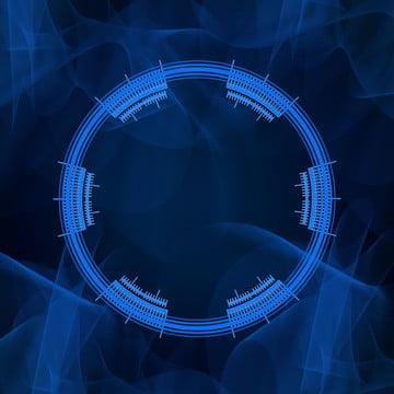 ब्लू रचनात्मक प्रौद्योगिकी प्रकाश प्रभाव पृष्ठभूमि सामग्री , विज्ञान और प्रौद्योगिकी, प्रकाश प्रभाव, डेटा पृष्ठभूमि छवि