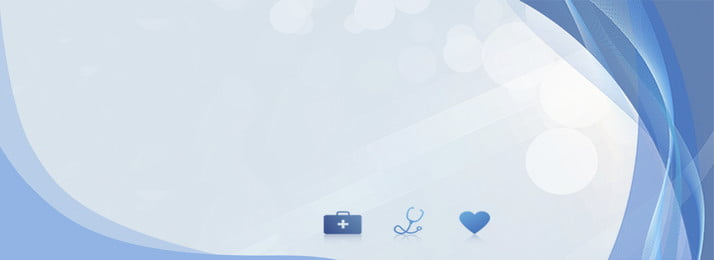 Blue Medical Background Doctor Equipment Banner Illustration, Blue, Medical, Doctors, Background image