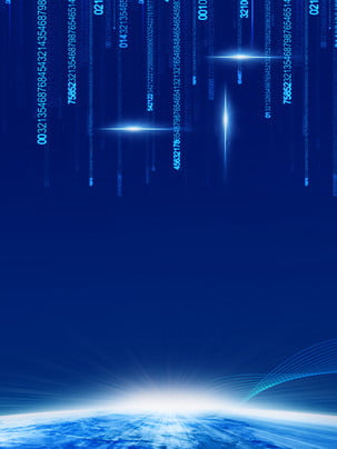 青いミニマルデータスマート技術の背景 , ブルー, 単純な, データ 背景画像