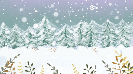 Blue Minimalistic Light Snow Festival Background Mountain,heavy Snow,snowy Background,color, Background, Invited, Background, Background image