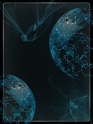 ブルーテクノロジーブルーアースクールな広告の背景 ブルー デジタル風 科学技術 事業の背景 地図 地球 軽い 国境 H5の背景 黒の背景 デジタル ブルーテクノロジーブルーアースクールな広告の背景 ブルー デジタル風 背景画像