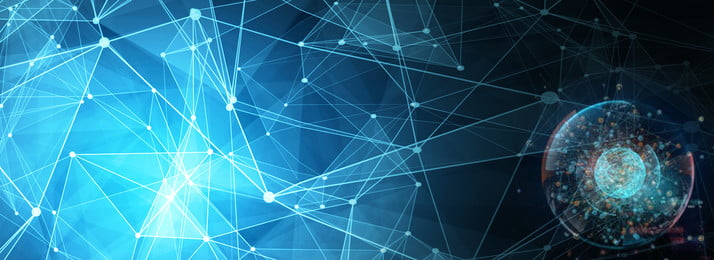 Công nghệ màu xanh bản đồ nền biểu ngữ mát mẻ Nền màu xanh Bối Tạo Màu Công Hình Nền