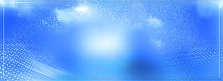 नीली तकनीक न्यूनतर प्रकाश छाया पृष्ठभूमि टेम्पलेट, नीला, विज्ञान और प्रौद्योगिकी, सरल पृष्ठभूमि छवि
