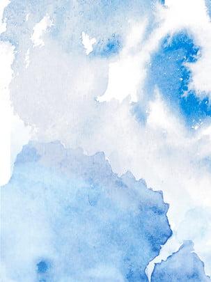水色伝統水墨の背景 , 中国画, 伝統, めまいがする 背景画像