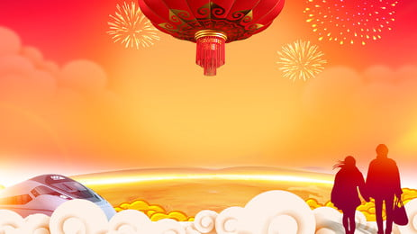 Chinese Style Festive 背景画像