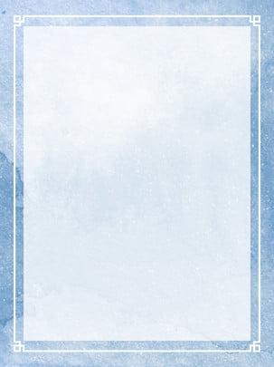 中國風水墨傳統復古水彩邊框背景 中國風 傳統 邊框背景圖庫