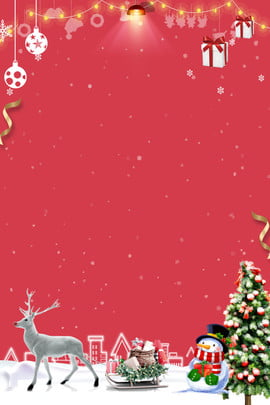 christmas background display board , Snowman, Christmas Tree, Christmas Background image