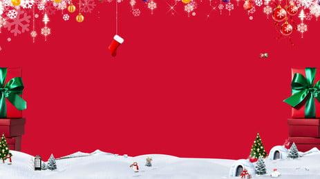 クリスマスギフトの背景デザイン クリエイティブ 赤 お祝い 祭り クリスマスの背景 ギフト用の箱 クリエイティブ 赤 お祝い 背景画像