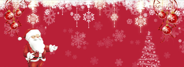 Background Festive Red 背景画像