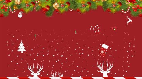Christmas Sea Background 背景画像