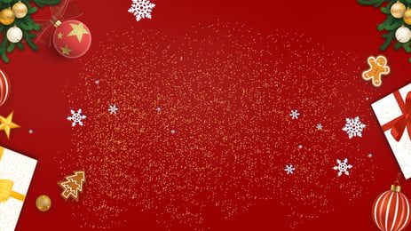 Christmas sea background material design, Poster, Background, Cartoon Background image