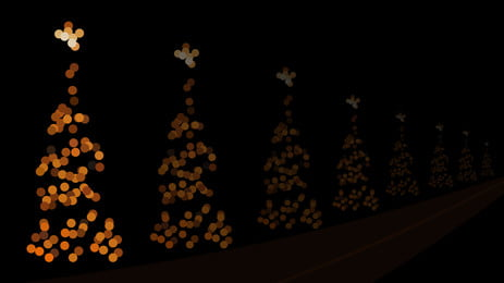 クリスマスツリーの夜景 クリスマスツリー クリスマス 軽い 暗い夜 道 クリスマスツリー クリスマス 軽い 背景画像