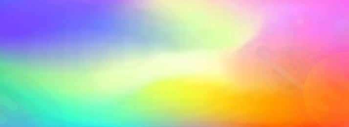 Colorful Neon Halo Banner Background, Colorful Neon Halo Banner Background, Background image