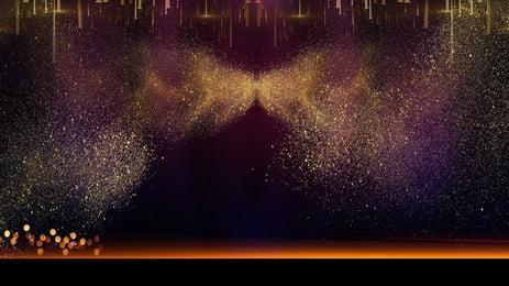 フレアパウダー泡2019舞台背景デザイン 元旦 元旦の背景 アイデア 背景画像