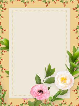 Criativo lindo pequeno claro flores fundo floral Flores Pequena Clareza Imagem Do Plano De Fundo