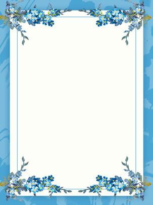 रचनात्मक साहित्यिक सीमा पुष्प पृष्ठभूमि , साहित्य और कला, फूल, न्यूनतम पृष्ठभूमि पृष्ठभूमि छवि