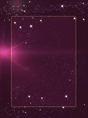 濃い赤のミニマリストの星空ファンタジー星空星空川の背景 , 単純な, 美しい, スターライト 背景画像