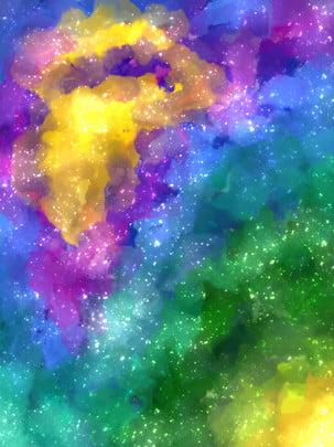 ドリームスターリバー   遠い国 , 星, 時間, 距離 背景画像