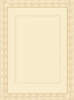 european lace light yellow box style background material , Lace Light Yellow, Yellow Box Continental, European Style Background image