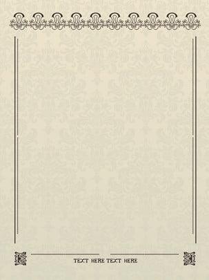 歐式花紋邊框素材背景 , 底紋, 背景, 歐式花紋 背景圖片
