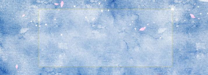 Hệ điều hành rất đơn giản Màu đặc màu xanh tươi mát Original nền thuỷ mặc màu nước nhỏ Original Phong Cách Hình Nền